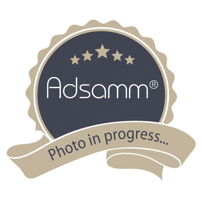5 x selbstklebende Filzplatte   100x200 mm   Braun   rechteckig   3.5 mm starker Filzzuschnitt in Top-Qualität von Adsamm®