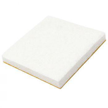 Filzgleiter   35x35 mm   Weiß   quadratisch   5.5 mm starker selbstklebender Möbelgleiter in Premium-Qualität von Adsamm®